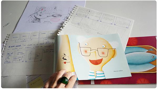 Diseño, arte visual, ilustración - Magazine cover