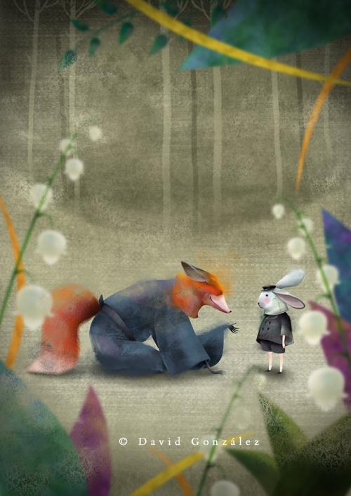 Encuentro con el zorro Kai-no-hi, Chidori Books