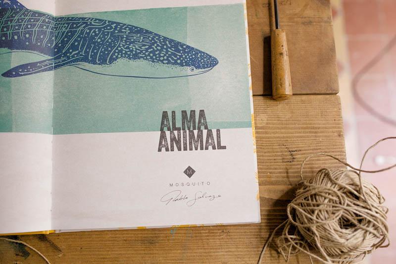 Pablo Salvaje Alma Animal