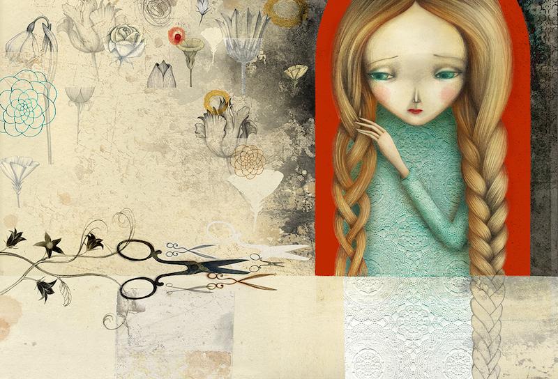 Glenda Sburelin Rapunzel