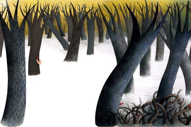 Alejandra Fernández Dentro del Bosque