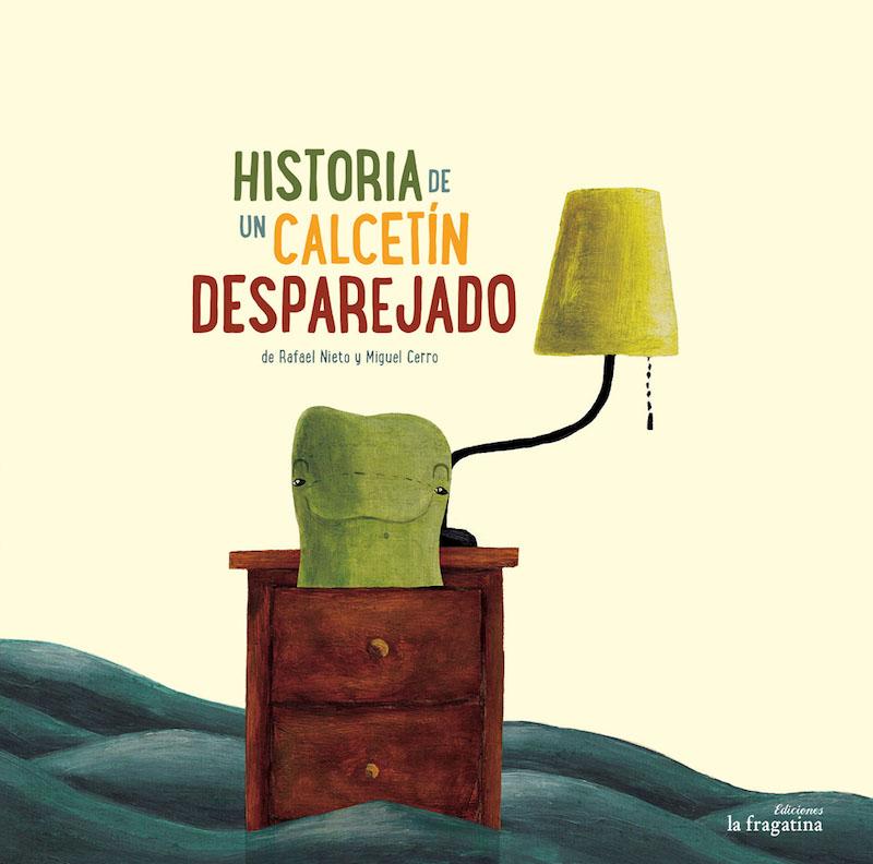 Miguel Cerro calcetín desparejado