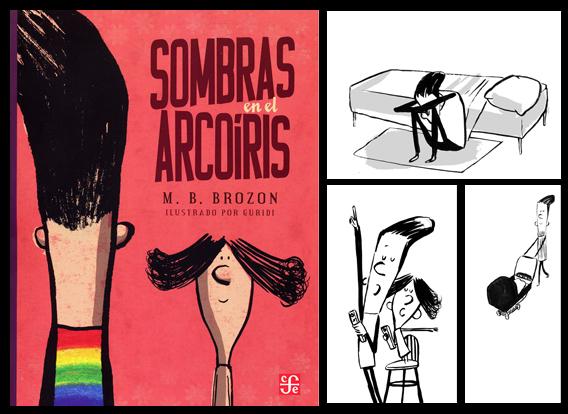 Guridi Sombras en el arcoiris