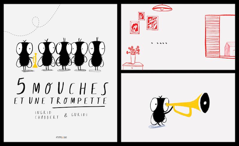 Guridi Cinco moscas y una trompeta