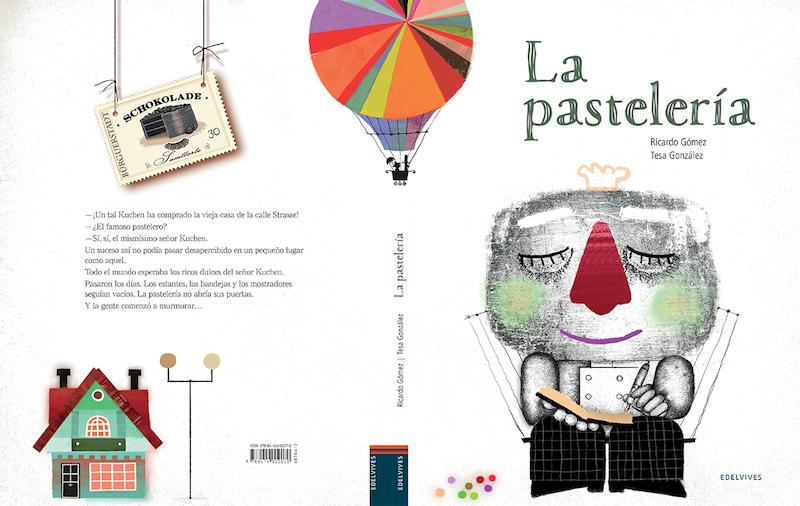 Tesa González La Pastelería