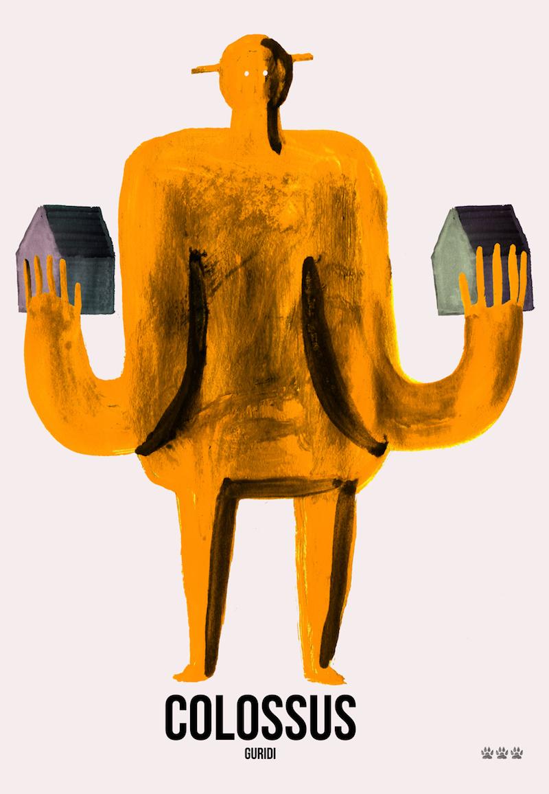 Guridi Colossus