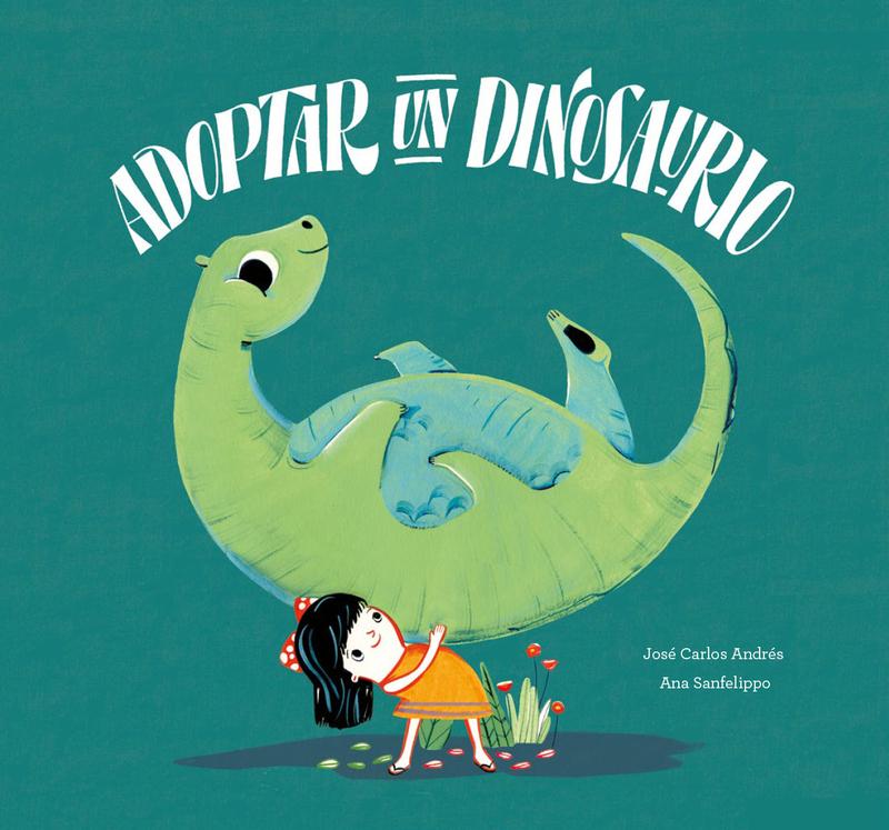 Ana Sanfelippo Dinosaurio