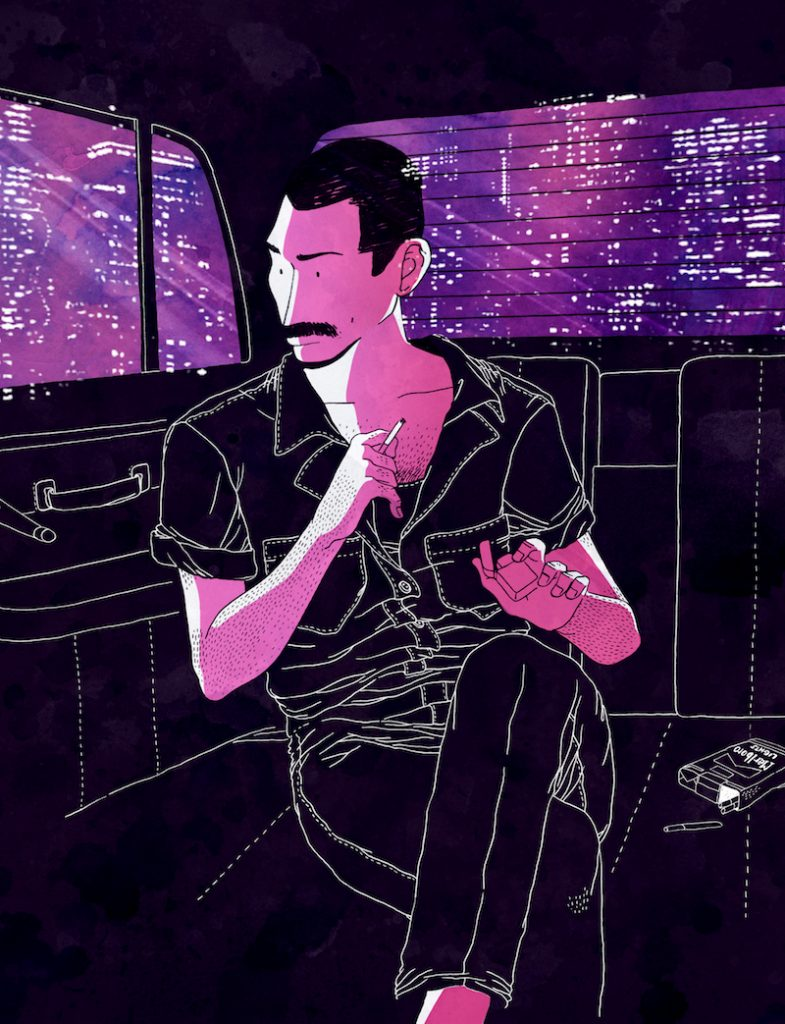Alfonso Casas Freddie Mercury